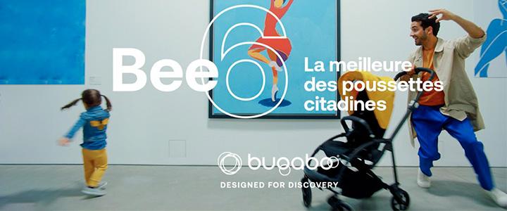 Marque Poussette Bugaboo Bee 6