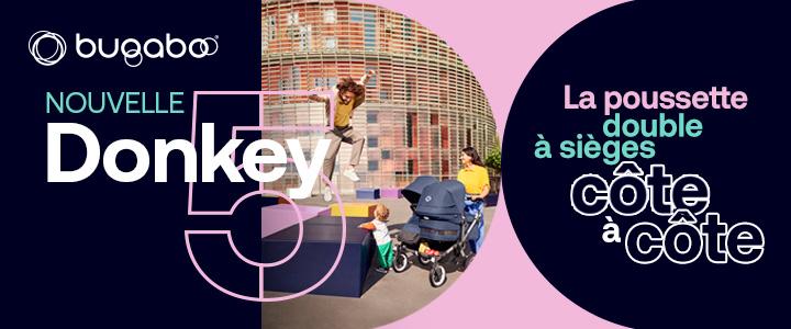 Marque Poussette Donkey 3 mono