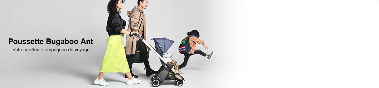Collection Poussettes Bugaboo Ant