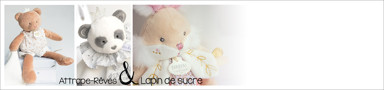 Collection Doudou et compagnie