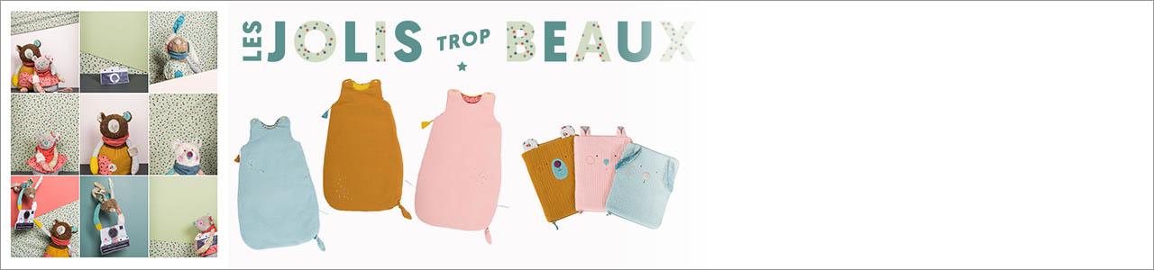 Collection Les Jolis Trop Beaux