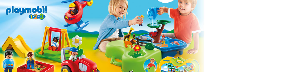 Collection Playmobil 123