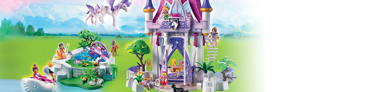 Collection Playmobil Les princesses