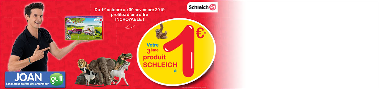 Collection Schleich