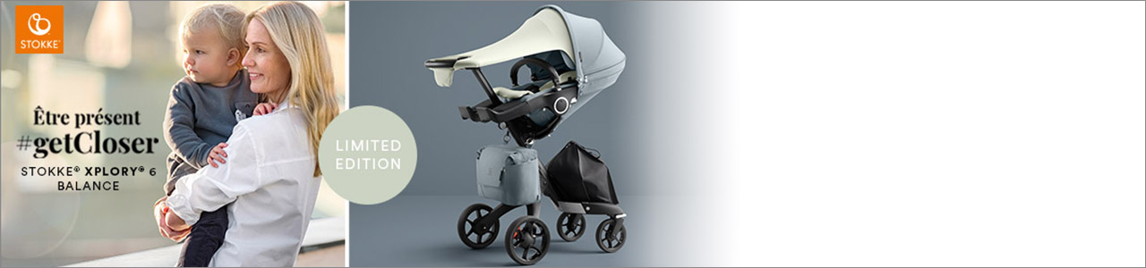 Collection Poussettes Stokke® Xplory® V5