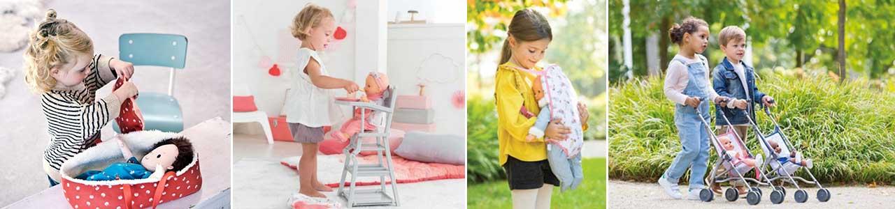 Catégorie Accessoires pour poupées