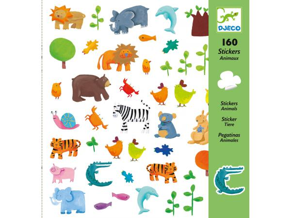Stickers - animaux