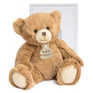 Histoire d'ours - HO1342 - Peluche Calin'ours 50 cm - marron 50 cm (103951)