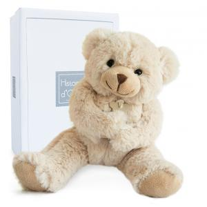 Histoire d'ours - HO1154 - Collection Les Ours - CALIN'OURS 25 CM  - Beige (103953)