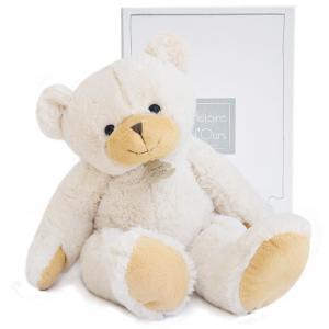 Histoire d'ours - HO1343 - Peluche Calin'ours 80 cm - ivoire 80 cm (103960)