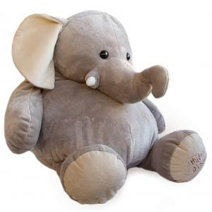Histoire d'ours - HO1286 - Elephant - taille 80 cm (104135)