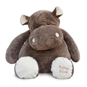 Histoire d'ours - HO1197 - Peluche Hippo 120 cm 120 cm (104143)