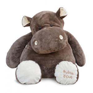 Histoire d'ours - HO1197 - Peluche Hippo 120 cm (104143)