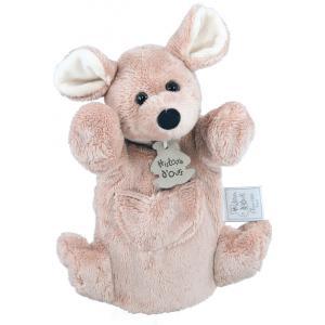 Histoire d'ours - HO1278 - Marionnette souris 25 cm (104192)
