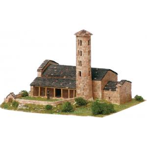 Aedes Ars - 1108 - IGLESIA DE SANTA COLOMA - 1/50ème - 3250 pièces, XIème siècles, Andorre (104363)