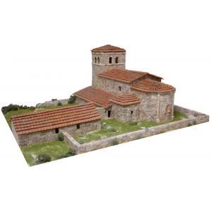 Aedes Ars - 1109 - IGLESIA DE SAN ANDRES - 1/65ème - 5200 pièces, XIIème siècles, Espagne (104364)