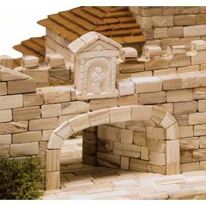Aedes Ars - 1264 - CONJUNTO MONUMENTAL DE CACERES - 1/125ème - 4850 pièces, XVème siècles, Espagne (104385)
