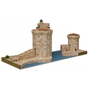 Aedes Ars - 1267 - TOURS DE LA ROCHELLE - 1/220ème - 5500 pièces, XIVème siècles, France (104388)