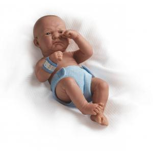 Berenguer / JC Toys - 18500 - Poupon Newborn nouveau né pleureur sexué garçon 36 cm (107620)