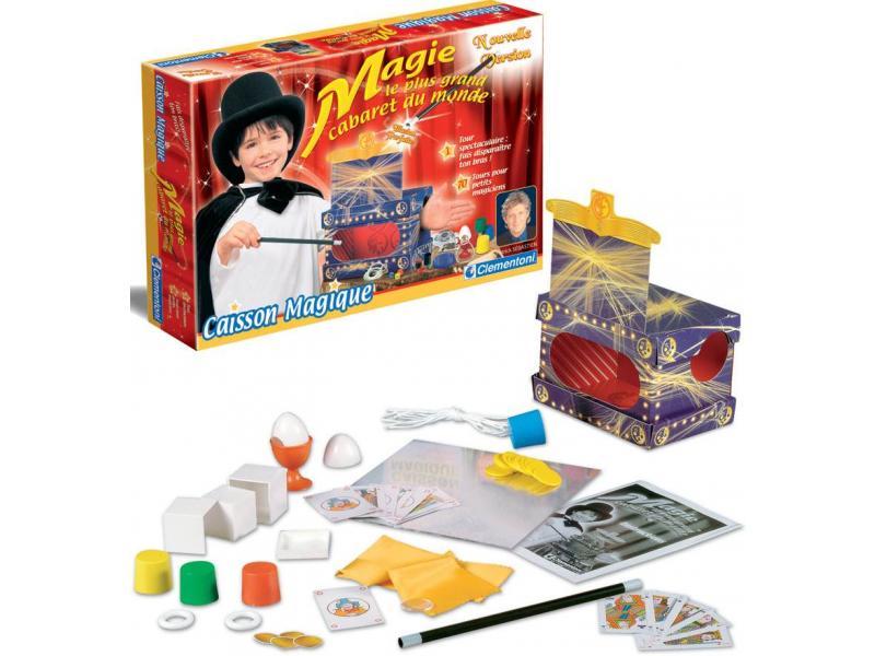 clementoni le plus grand cabaret du monde jeux de magie