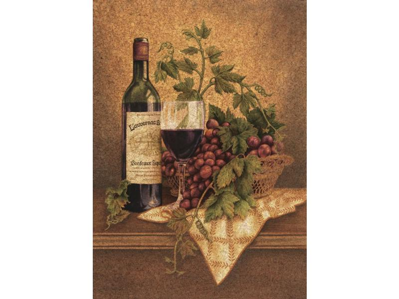 Clementoni puzzle li ge 500 pi ces red wine for Chambre red wine