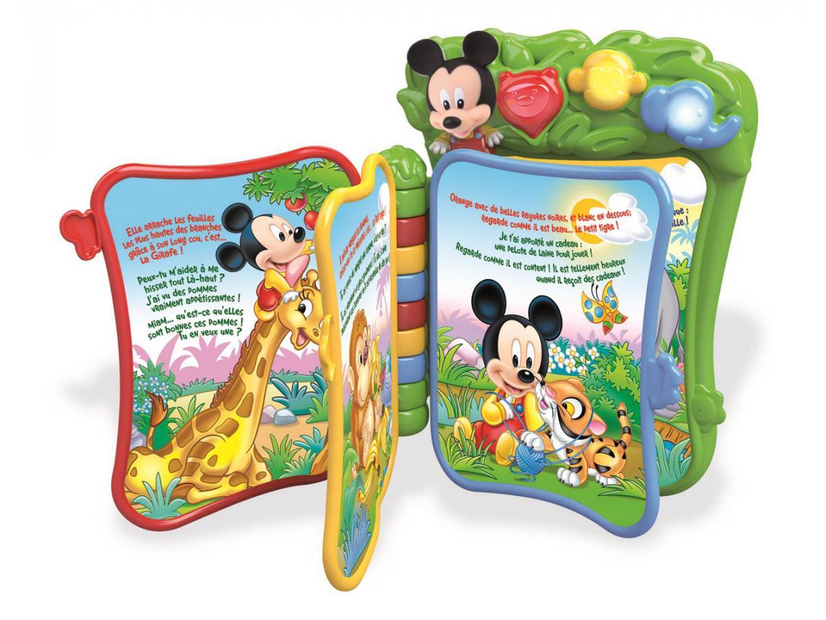 62795 Le Livre Musical De Mickey