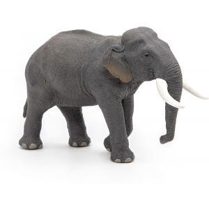 Papo - 50131 - Éléphant d'Asie - Dim. 14,44 cm x 5,92 cm x 10,25 cm (133523)