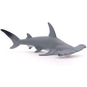 Papo - 56010 - Requin marteau - Dim. 17 cm x 8 cm x 6,3 cm (133551)