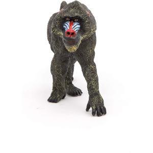 Papo - 50121 - Figurine Mandrill (133567)