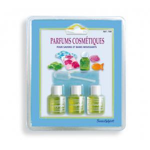 Sentosphère - 700 - Parfums cosmétiques floral, vert, fruité (13589)
