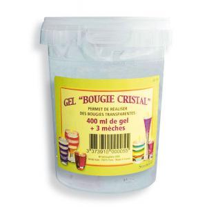 Sentosphère - 731 - Recharge bougie cristal 400 ml (13604)