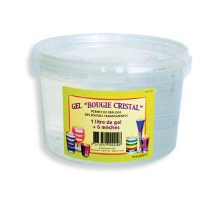 Sentosphère - 732 - Recharge bougie cristal 1 l (13605)