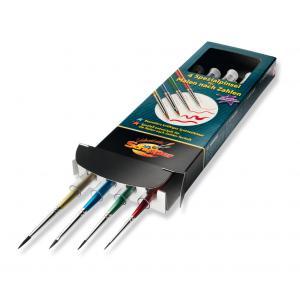 Schipper - 605020536 - Kit 4 pinceaux (137362)