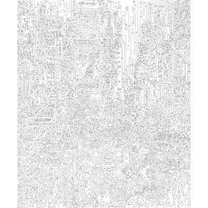 Schipper - 609360555 - Peinture aux numeros - New York Times Square - Cadre 50 x 60 cm (137660)