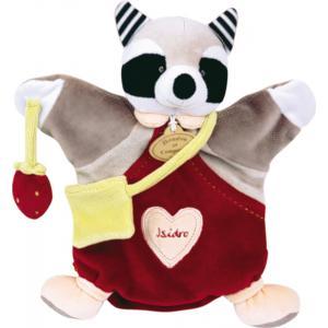 Doudou et compagnie - 1566 - Marionnette  Isidro raton et fraise (137828)