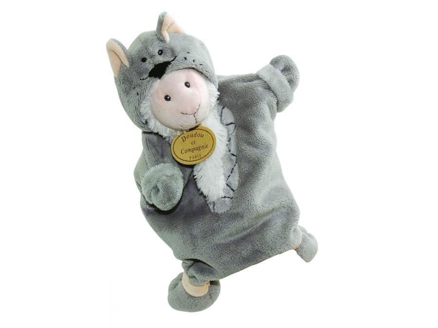 doudou et compagnie les marionnettes d guis es loup mouton. Black Bedroom Furniture Sets. Home Design Ideas