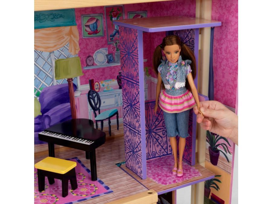 kidkraft ma maison de r ve. Black Bedroom Furniture Sets. Home Design Ideas