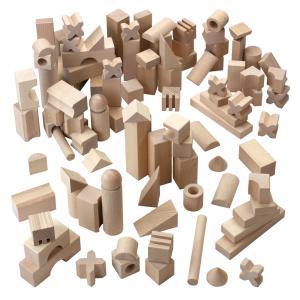 Haba - 1077 - Premiers blocs de construction Boîte de base : super grand modèle (14120)