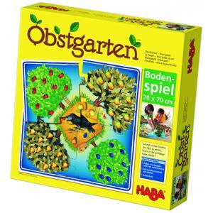 Haba - 4300 - Le verger géant – Jeu à jouer par terre (14323)