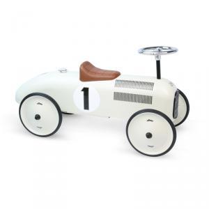 Vilac - 1102 - Porteur voiture vintage blanc crème - à partir de 18m (147642)