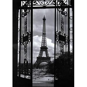 Nathan puzzles - 87570 - Puzzle 1000 pièces - Tour Eiffel nostalgique (150563)