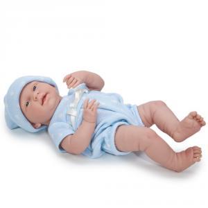 Berenguer / JC Toys - 18536 - Poupon Newborn nouveau né songeur sexué garçon 38 cm (155239)