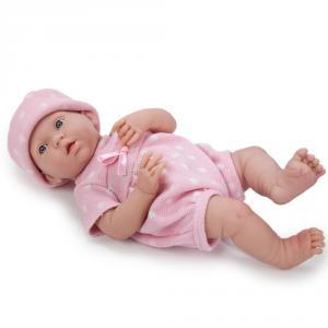 Berenguer / JC Toys - 18537 - Poupon Newborn nouveau né songeur sexué fille 38 cm (155245)