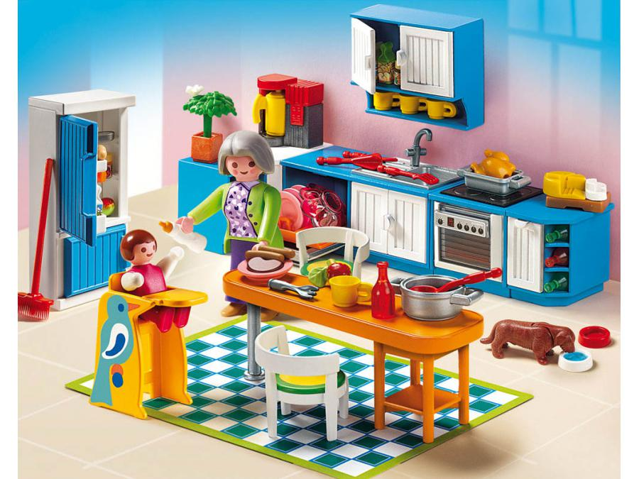 Awesome Playmobil Maison Moderne Cuisine Gallery - lalawgroup.us ...
