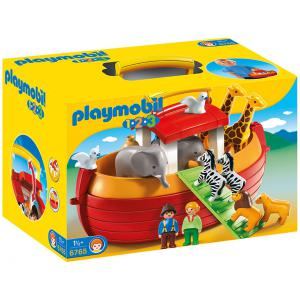 Playmobil - 6765 - Arche de Noé transportable (155711)