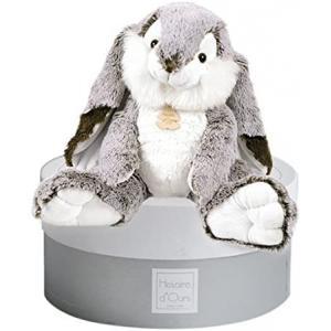 Histoire d'ours - HO2061 - Lapin Marius 30 cm - boîte cadeau (155961)