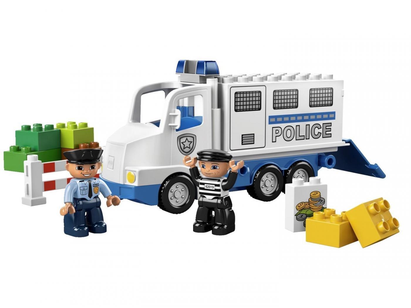 Lego le camion de police - Camion de police lego city ...