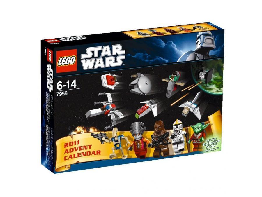 lego 7958 calendrier de lavent lego star wars