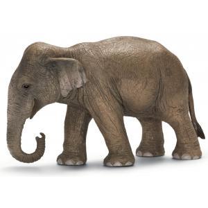 Schleich - 14654 - Figurine Eléphant d'Asie femelle (158311)