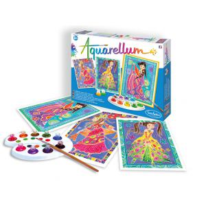 Sentosphère - 6330 - Aquarellum glamour girls (159642)